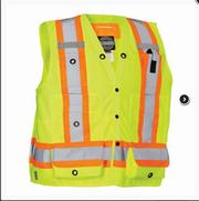 Safety Apparel,  Safety Vest,  Hi-vis Apparel,  Safety Vests Canada
