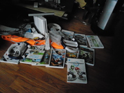 Wii with Manual
