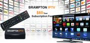 Opt for Brampton IPTV to enjoy seamless television watching experience