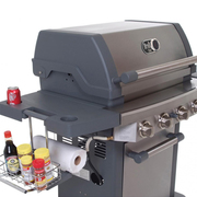 Broilchef Natural and Propane Gas BBQ Grills at BBQTEK