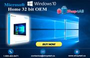 Buy Microsoft Windows 10 Canada