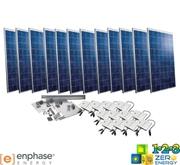 Buy Grid Tie Solar Powered Kits at 123 Zero Energy