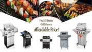 Grill Parts Store - BBQ Gas Grill Replacement Parts