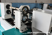 CNC Wood Lathe for Porch Balusters and Railing Spindles