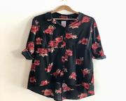 Floral Dress Top