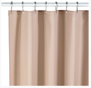Buy 100% Polyester Shower Curtains at LinenPlus.ca