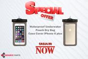 Best Offer iPhone 6 Plus Universal Waterproof Underwater Pouch Dry Bag