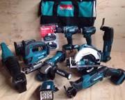 Makita LXT 1500 Cordless 15-Piece Combo kit