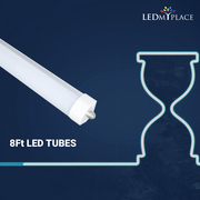Switch To This Hybrid T8 4ft LED Tube  And Enjoy Energy Savings Lights