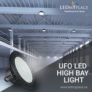 Lightup your Warehouse with Energy-Efficient LED UFO High bay Light.