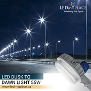 Grab the Best Energy- Efficient Dusk to Dawn LED Pole Lights.