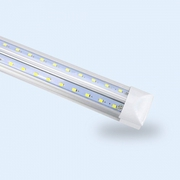 Use T8 4ft LED Integrated Tubes at Factories which Run Throughout Day/