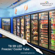 Enhance Your Store's Sales By Installing T8 5ft LED Cooler Tubes