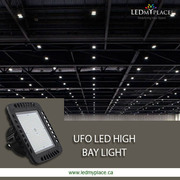 Use 240w High Bay UFO LED Lights For The Commercial Or Residential Use