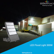 Easy to Install 300W LED Flood Lights at Affordable Price