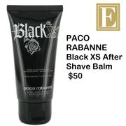 PACO RABANNE Black XS Aftershave Balm - Parfumerieeternelle.com