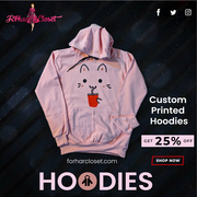 Buy cool printed hoodies Canada online from Forhar Closet