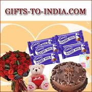 Buy Online Rakhi Gifts at Low Cost for Rakshabandhan 2021-Free Deliver