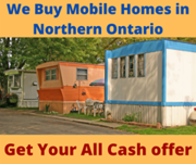 We Buy Mobile Homes Fast - ANY CONDITION -