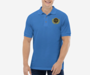 Embroidered Polo Shirt For Mans