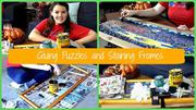 How to Glue a Finished Puzzle - Jigsaw Jungle