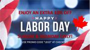 Labour Day Discount - Get Extra 10% OFF at Jigsaw Jungle